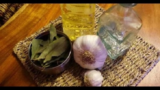 Put Bay Leaves and Garlic Inside a Bottle, Hide It In Your House.. THE Results... AMAZING