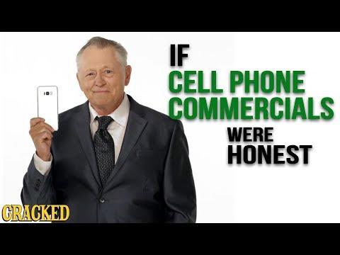 Kdyby byly reklamy na mobily upřímné