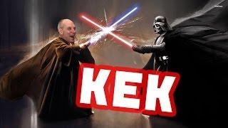 КЕК Юнайтед: Бубнов vs Вейдер