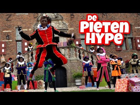 Het Mega Sint Spektakel Party Piet Pablo Concert