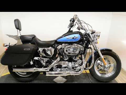 2012 Harley-Davidson XL1200C in Wauconda, Illinois