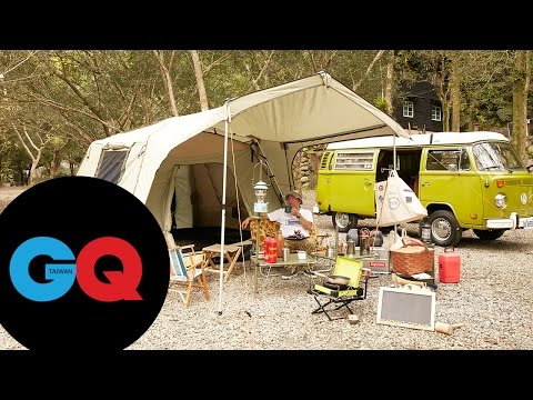 快速搭帳How to set up your Turbo Tent ?