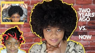 My Signature Fro | Perfect Twist Out EVERY TIME | 2 Year Post Big Chop Update