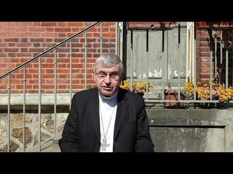 Voeux pour Pâques 2021 - Mgr Pascal Delannoy