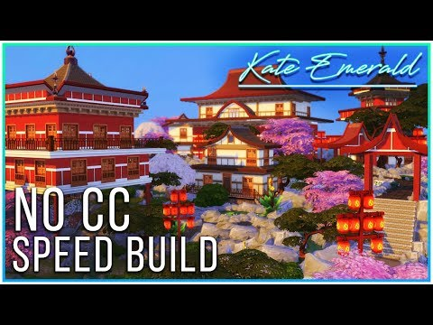 Kate Emerald's Showcase   Creative Builds without CC — The