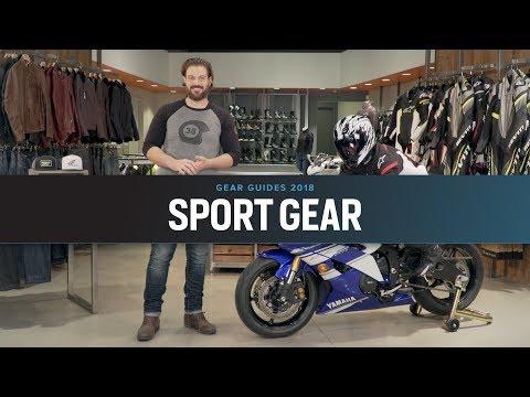 Best Sport Motorcycle Gear of 2018 at RevZilla.com
