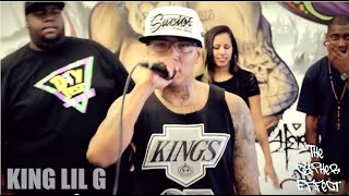The Cypher Effect - Noa James / King Lil G / Reverie / Ric Scales / Self Provoked / DJFM
