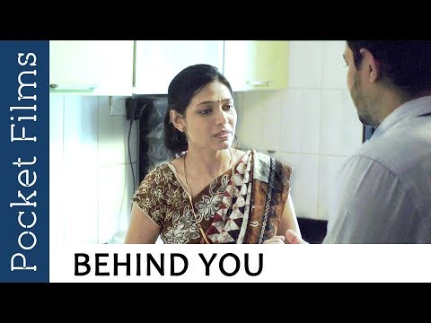 Hindi Short Film - Behind You | Husband & Wife Relationship | Mother's Love