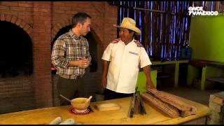 La ruta del sabor - Caldo de piedras. Oaxaca, Oaxaca