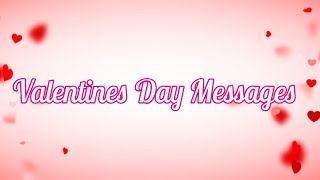 Valentines Day Messages | What To Write In A Valentine's Day Card