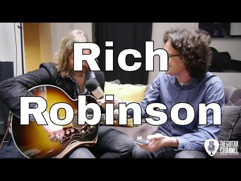 Rich Robinson interview - The Magpie Salute / Black Crowes