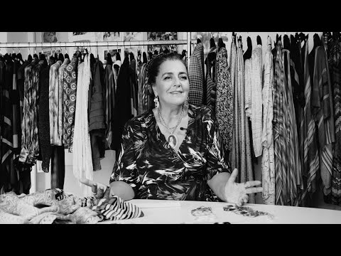 Angela Missoni presents the Master in Knitwear Design in partnership with Missoni