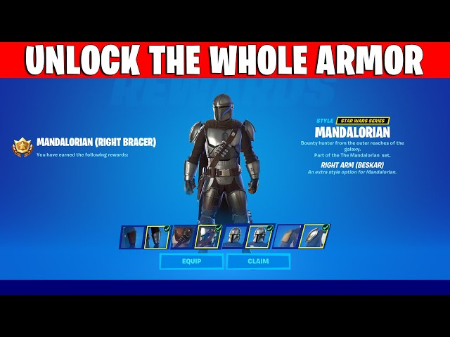 Fortnite Chapter 2 Season 5 Guide How To Complete Mandalorian Beskar Armor Challenges And Legendary Quest easy you're sent on a quest to collect all 10 coins stolen from your village. fortnite chapter 2 season 5 guide