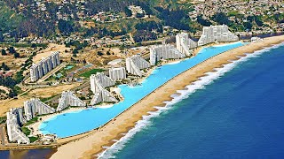 The Worlds Biggest Swimming Pool
