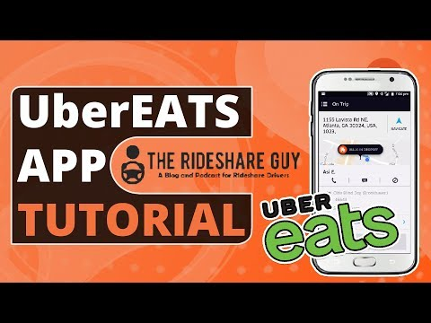 UberEATS Driver App Tutorial: How To Use & Sign Up for Uber Eats