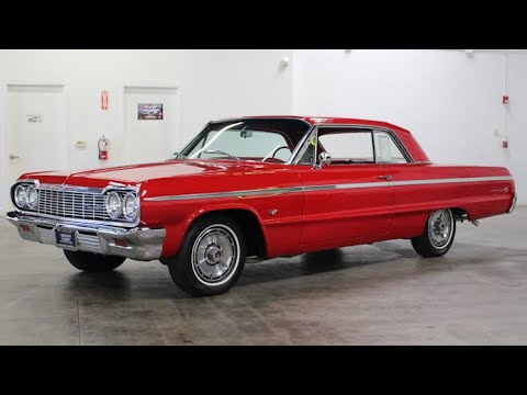1964 Chevrolet Impala (CC-1272641) for sale in Fairfield, California
