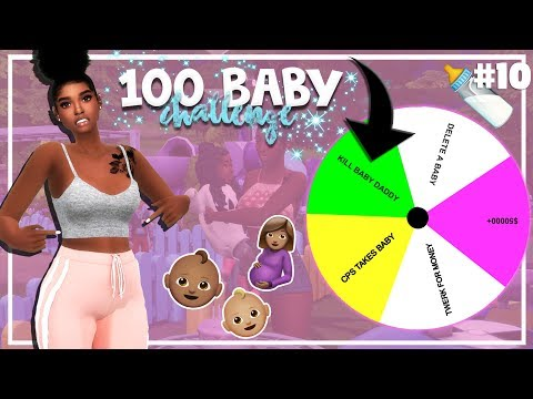 SIMS 4 100 BABY CHALLENGE with A TWIST #10 *ROSE GOLD BDAY*