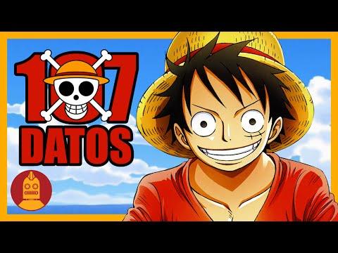 107 Datos Que DEBES Saber Sobre One Piece (Atómico #5) en ÁtomoNetwork