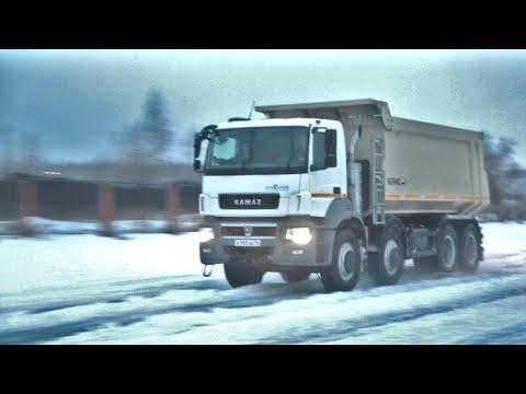 Тест-драйв: КАМАЗ 5044. Четыре оси, 50 тонн и 440 л.с.