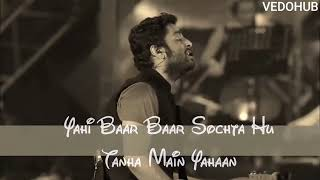 Zara Si Dosti | Arijit Singh | whatsapp status video song