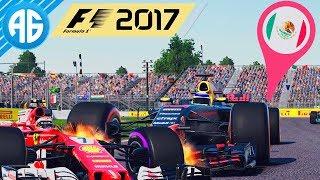 F1 2017 #118 GP DO MÉXICO - FOI O MELHOR SETUP DESSA TEMPORADA! (Português-BR)