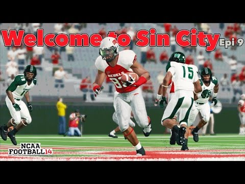 NCAA Football Dynasty | Hawaii Going For the Upset | Welcome To Sin City Epi 9