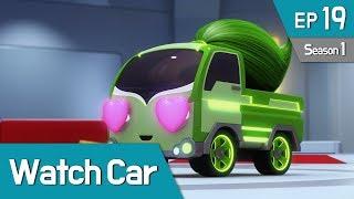 Power Battle Watch Car S1 EP19 Tomboy Marie (English Ver)