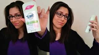 Tom's of Maine Deoterant Review