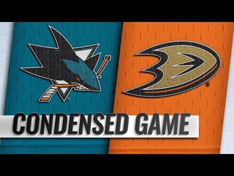 03/22/19 Condensed Game: Sharks @ Ducks