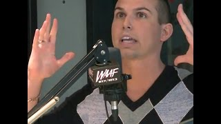 Psychic Medium Matt Fraser Blows Minds With Live Reading On WAAF Boston