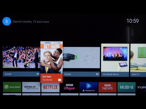 Sony Android Smart TV Review