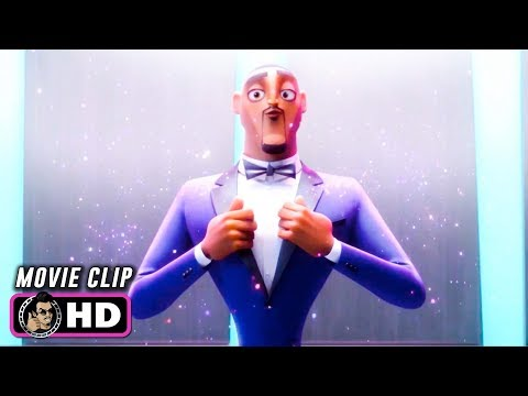 SPIES IN DISGUISE Clip - Meet Lance Sterling (2019) Will Smith