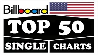 Billboard Hot 100 Single Charts Usa Top 50 March 04 2017