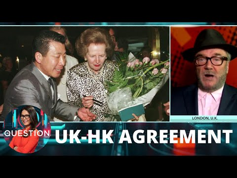 Hong Kong proposal will destroy UK-China relations – Galloway