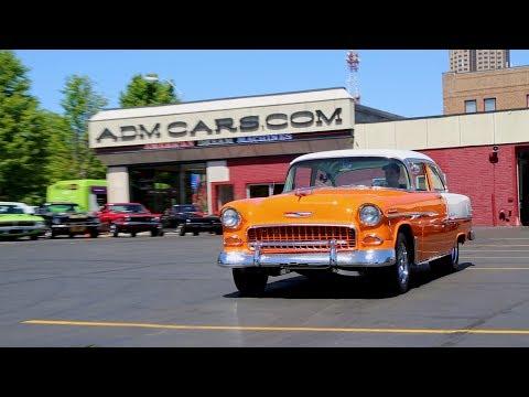 Video of '55 Bel Air - L63S