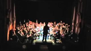 preview picture of video '22-mar-2013 Banda de Música de Alba de Tormes. La Virgen del Encuentro (José Ignacio Cotobal)'