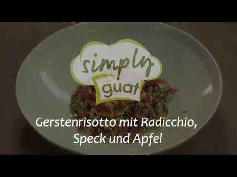 Gerstenrisotto - Simply Guat