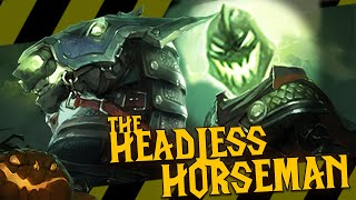 Too DARK for Warcraft? - The Headless Horseman Lore