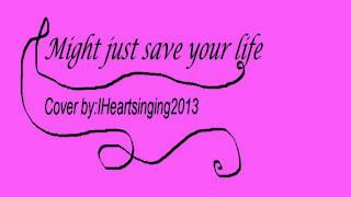 """Brandon Heath """"Might just save your life"""" cover"""