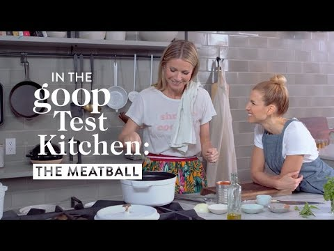 Battle of the Balls: Gwyneth Paltrow and Jessica Seinfeld in the Kitchen