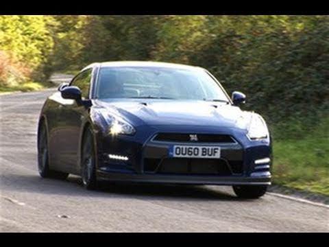 Nissan GT-R video review 90sec verdict