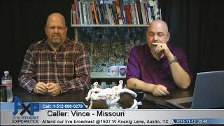 Comfort of an After-Life | Vince - Missouri | Atheist Experience 20.45