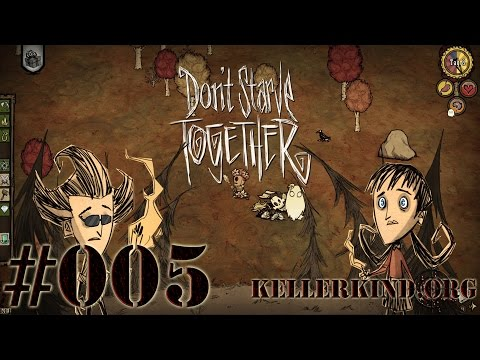 Don't Starve Together #5 – Geisterhafte Erscheinung! ★ Let's Play Don't Starve Together [HD|60FPS]