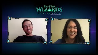 Colin O'Donoghue & Marc Guggenheim Wizards: Tales Of Arcadia Interview