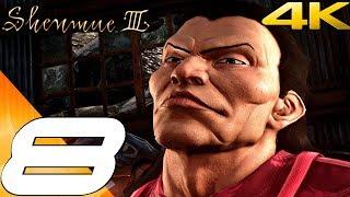 SHENMUE 3 - Gameplay Walkthrough Part 8 - Golden Goose & Snakes Hideout (Full Game) 4K 60FPS