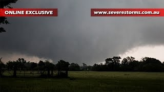 Storm Chase & Spotting - Canton Texas Tornado 29 April, 2017