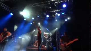 Young Guns - Intro (Interlude), Elements, Towers (On My Way) (Helsinki, Finland 04.03.2012) HD