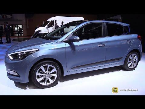 Hyundai  I20 Хетчбек класса B - рекламное видео 2