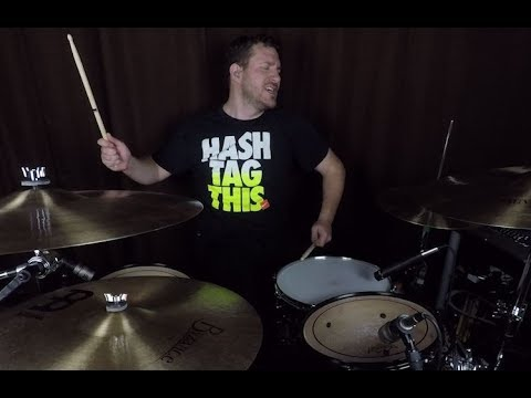 Good Charlotte - Actual Pain - (Drum Cover)