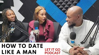Rebecca Lynn Pope discusses HOW TO DATE LIKE A MAN in 2020 with Mr Let Go #rebeccalynnpope #dating